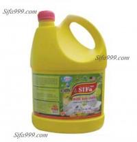 Nước rửa chén tinh dầu Trà Chanh